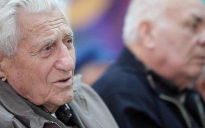 Blessing Holocaust Survivors