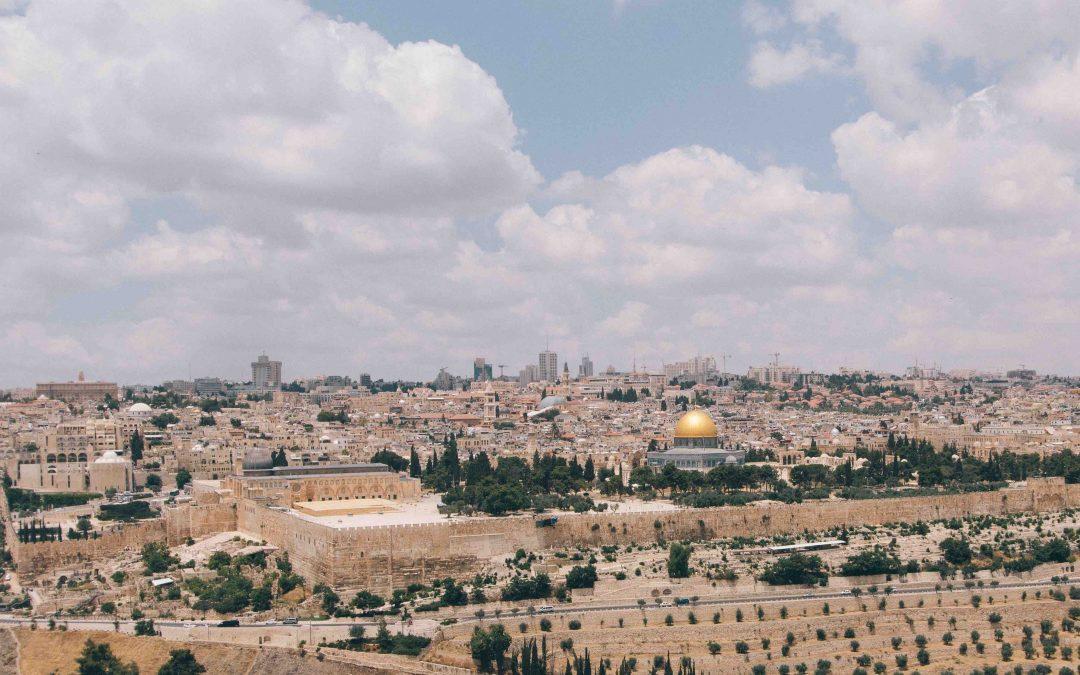 Rejoicing Over Jerusalem