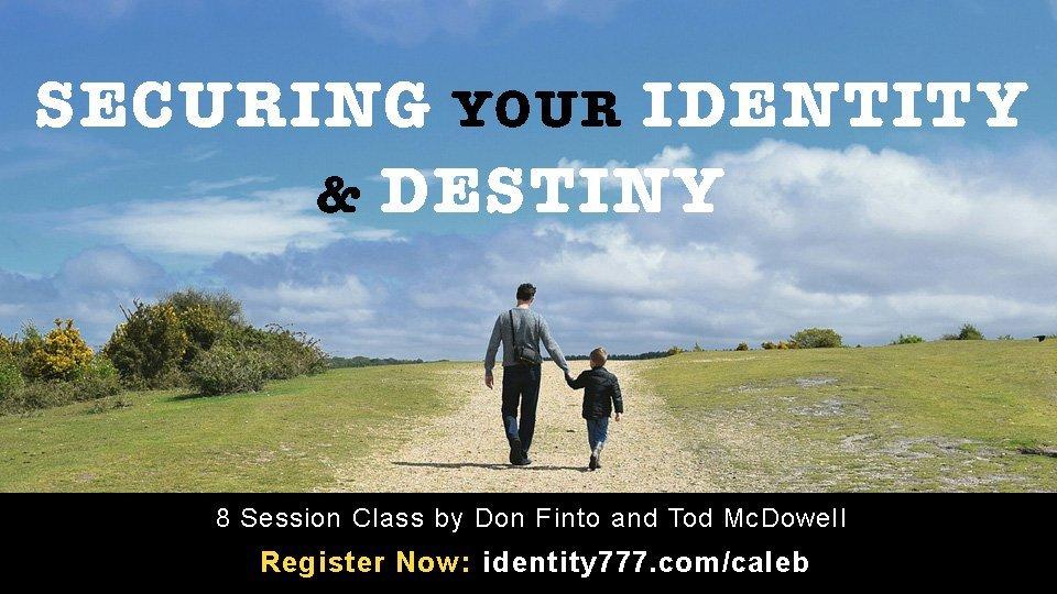 Identity and Destiny